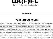 BA(F)FE Base données féministe