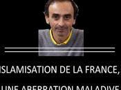 Islamisation france, aberration maladive zemmour, lévy onfray