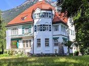 Villa Strauss Garmisch villa Außenansichten Vues extérieures jardin Bilder photos