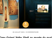 Gapu Guḻarri Yothu Yindi musée quai Branly-Jacques Chirac sous l'oeil Casoars