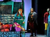Festival Bayreuth —Tristan Isolde pour enfants dans distribution premier plan