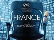 FRANCE Bruno Dumont avec Seydoux, Blanche Gardin Benjamin Biolay Cinéma Aout