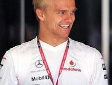 Kovalainen confirmé chez McLaren 2009