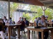 Heureux d'avoir animer réunion Réunion