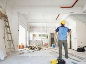 Rénovation d'une maison, étape