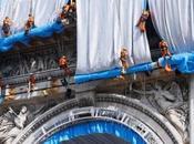 triomphe Christo Jeanne-Claude