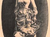 princesse héritière Stéphanie Elisabeth desssin 1885.