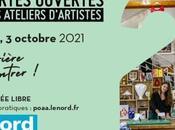 Portes ouvertes d'ateliers d'artistes 2021