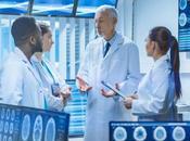 matrices processeurs multi-fenêtrage tvONE dans milieux médicaux