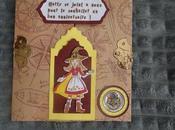 Carte anniversaire pour jeune fille Harry Potter