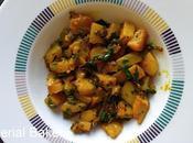 Chou-rave épices indiennes