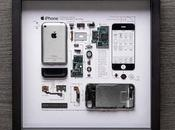 Grid Studio transforme vieux iPhone œuvres d'art, presque