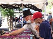 Séjour Ariège avec petit détour dans l'Aude marché d'Espéraza