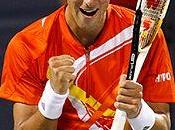 Novak Djokovic change attitude discours, résultats court.