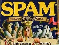 Spam l'honneur Monthy Python