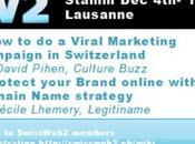 Swissweb2 Comment faire campagne Marketing Viral Suisse