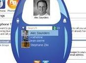 Cinq services click call Facebook