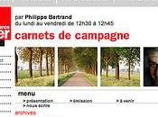 Carnet campagne