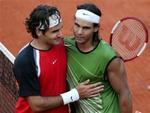 Federer-Nadal, deux titans