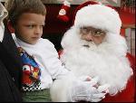 veulent mettre père Noël régime