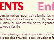 co-branding pour shampooings Timotei