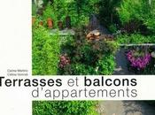 """Terrasses balcons d'appartements"""