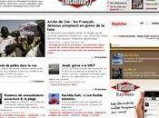 Kandahar miné l'héroïne marché